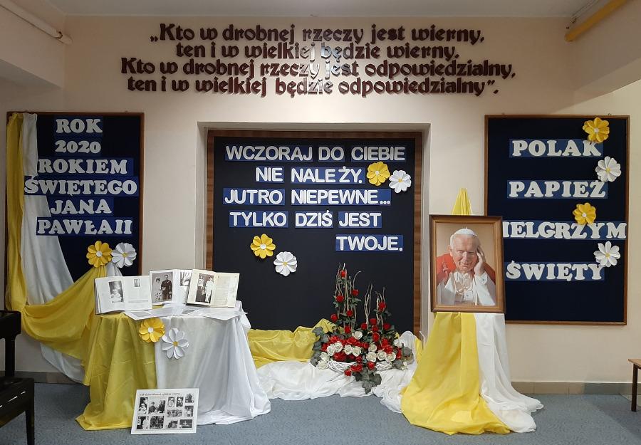 2020 Rokiem Jana Pawła II
